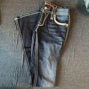 Rock Revival Flare Jeans
